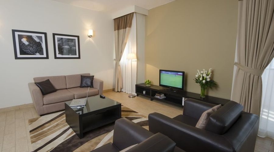 ذا أبارتمنتس - مركز دبي التجاري العالمي للشقق الفندقية-8 من 36 الصور