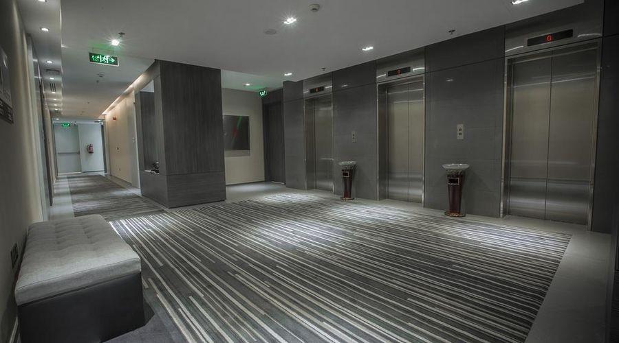 فندق التنفيذيين - مركز الملك عبد الله المالي-14 من 31 الصور