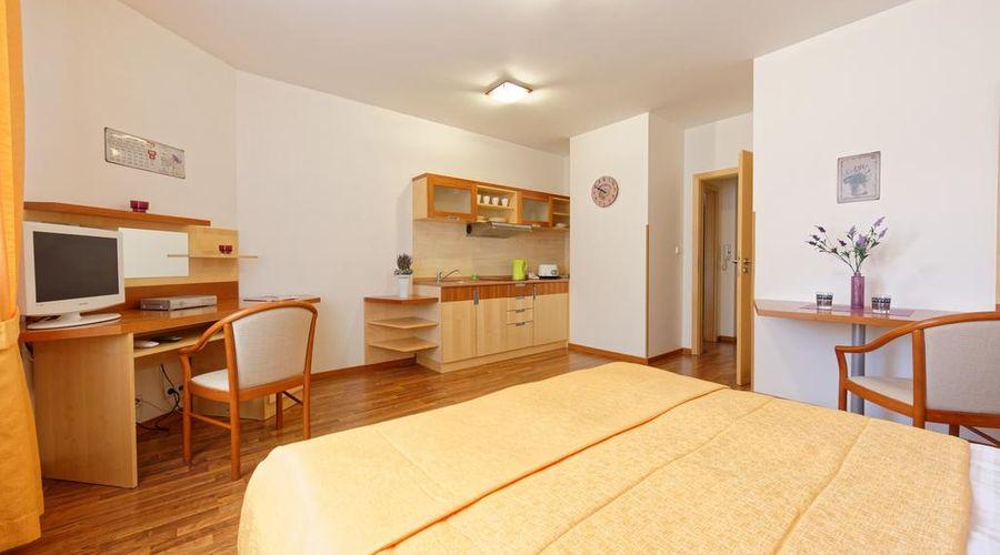 Lavanda Hotel & Apartments Prague-15 of 44 photos
