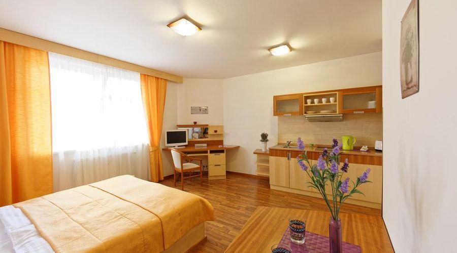 Lavanda Hotel & Apartments Prague-16 of 44 photos