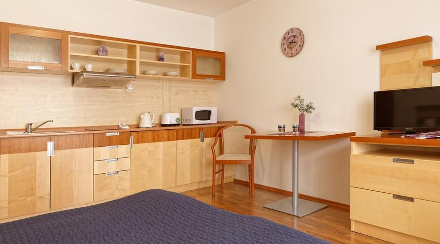 Lavanda Hotel & Apartments Prague-7 of 44 photos
