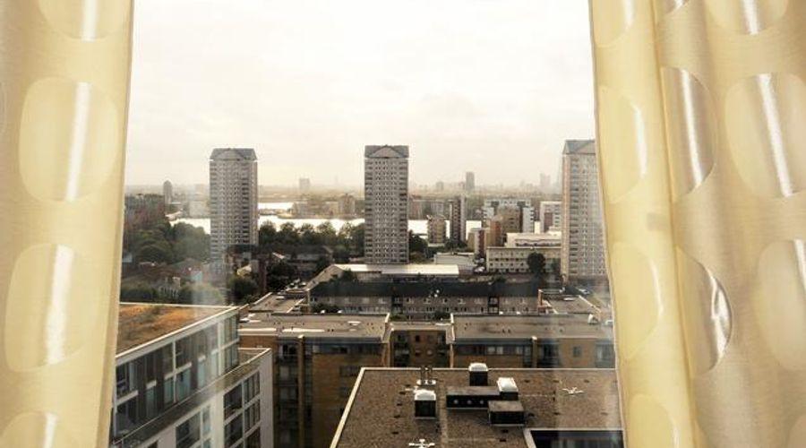 زين أبارتمنتس - سيتي إيربورت لندن-42 من 43 الصور