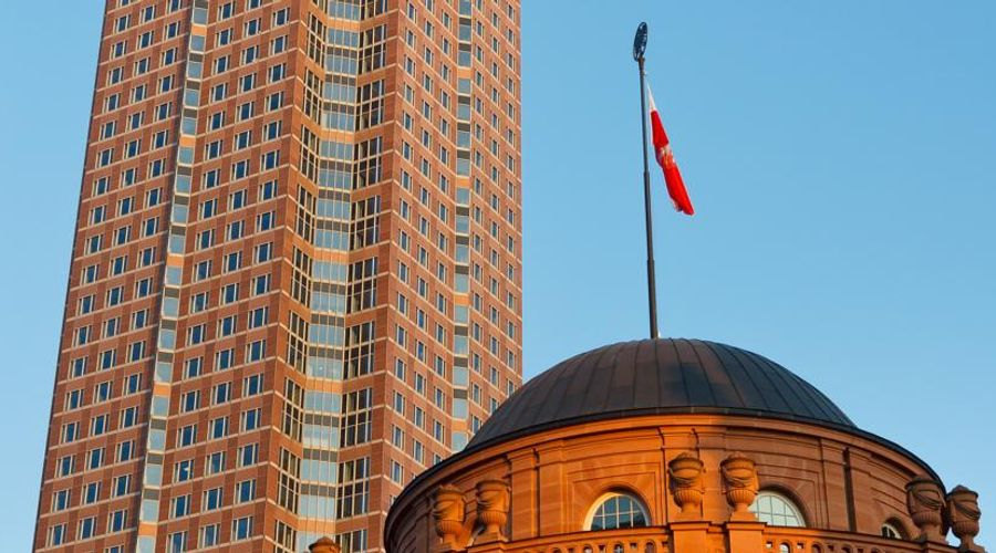 Adina Apartment Hotel Frankfurt Westend-50 من 51 الصور