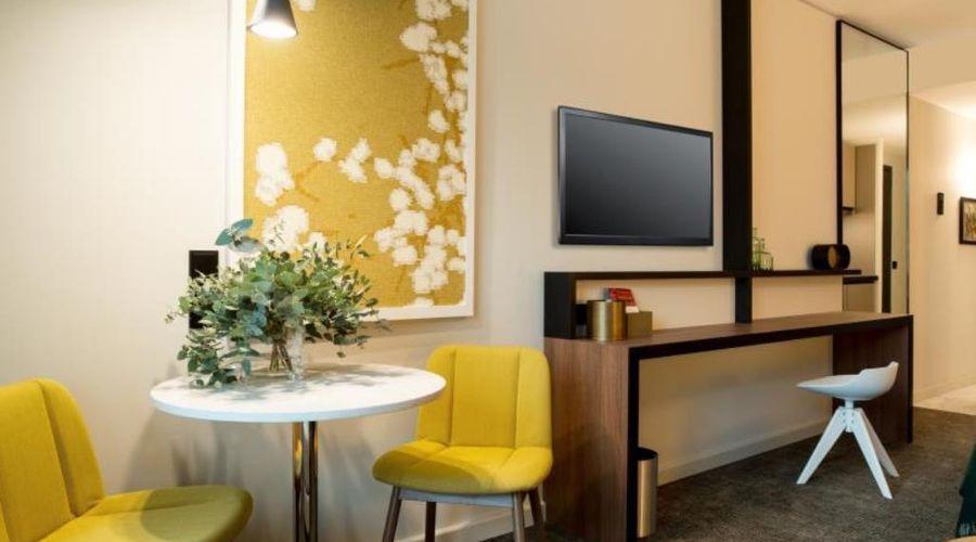 Adina Apartment Hotel Frankfurt Westend-10 of 51 photos