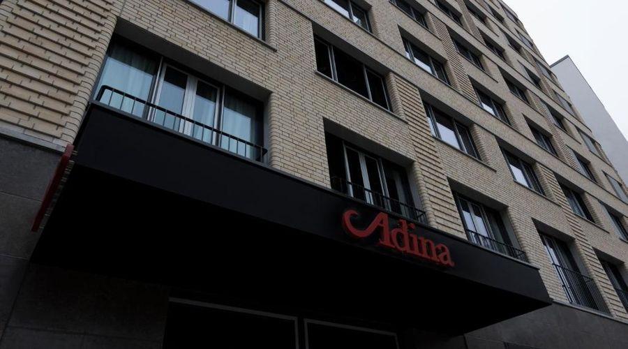 Adina Apartment Hotel Frankfurt Westend-43 of 51 photos