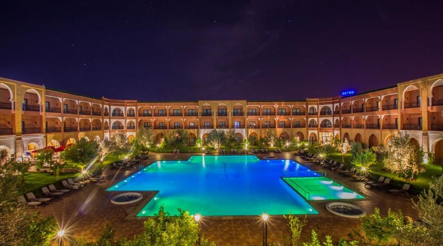 فندق ونادي صحي رياض النخيل-2 من 47 الصور