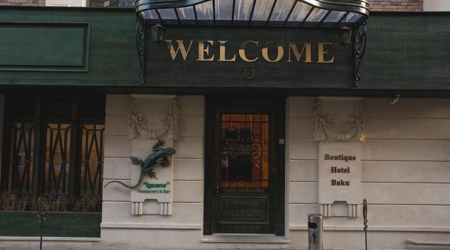 Boutique Hotel Baku-2 of 38 photos
