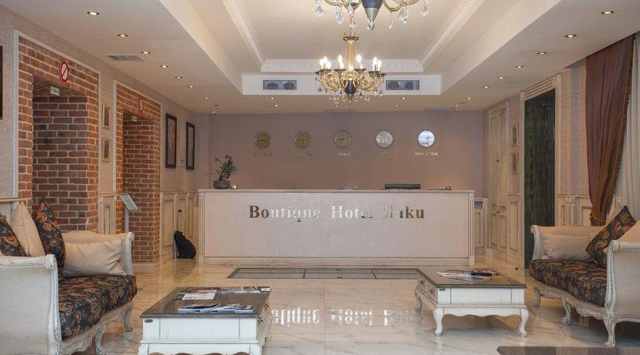 Boutique Hotel Baku-3 of 38 photos