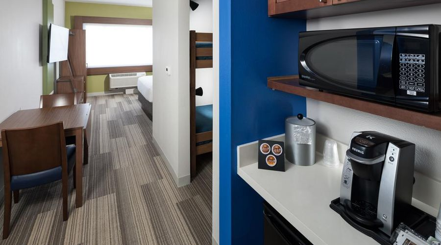 Holiday Inn Express & Suites Orlando at SeaWorld-25 of 46 photos