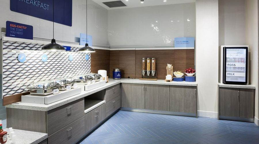 Holiday Inn Express & Suites Orlando at SeaWorld-36 of 46 photos