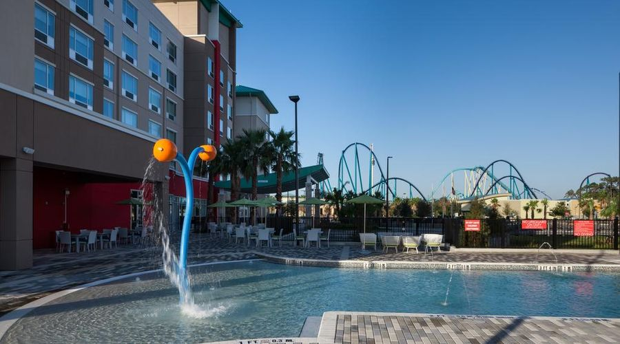 Holiday Inn Express & Suites Orlando at SeaWorld-39 of 46 photos