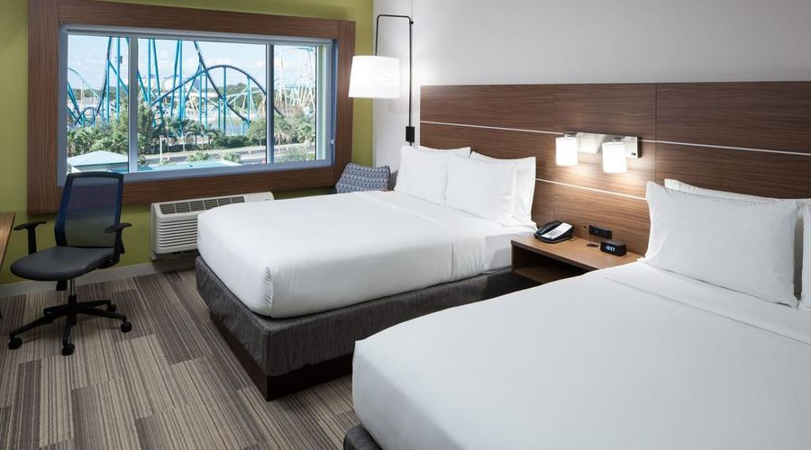 Holiday Inn Express & Suites Orlando at SeaWorld-42 of 46 photos