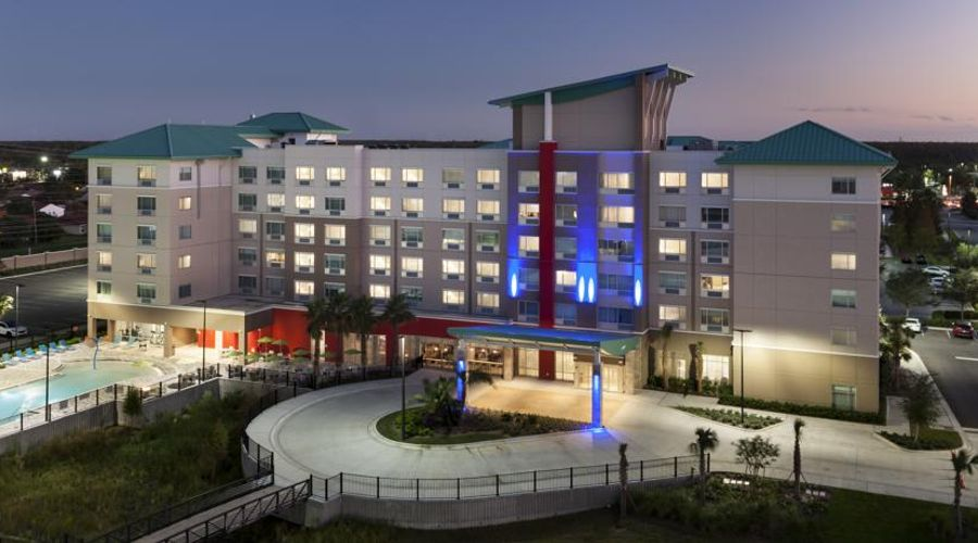 Holiday Inn Express & Suites Orlando at SeaWorld-46 of 46 photos