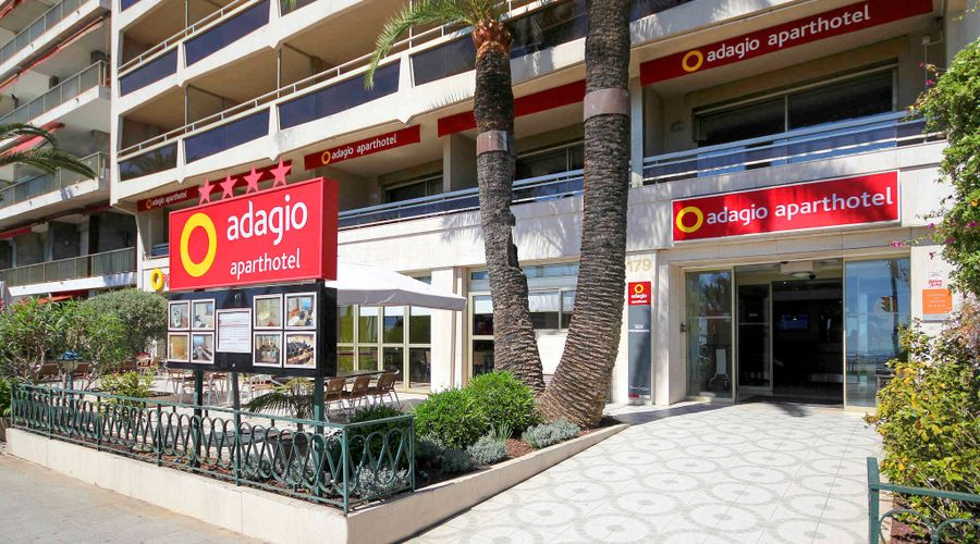 Aparthotel Adagio Nice Promenade des Anglais-1 of 45 photos