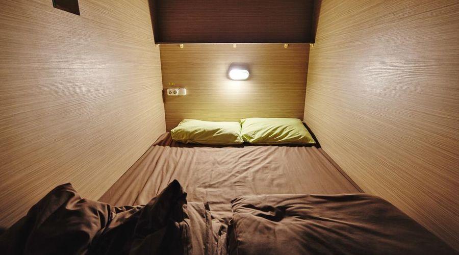 كابسول هوتل 47 نيبو-1 من 26 الصور
