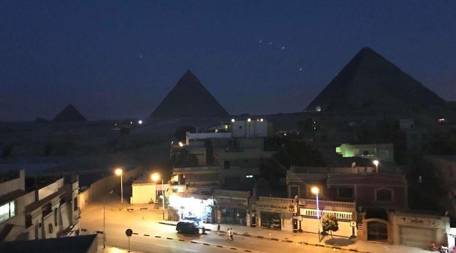 شقق ستوديو مريحة بإطلالة على الأهرامات-34 من 37 الصور