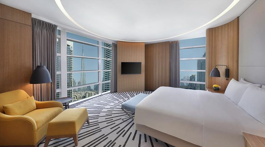 دبل تري باي هيلتون دبي - الخليج التجاري-23 من 43 الصور