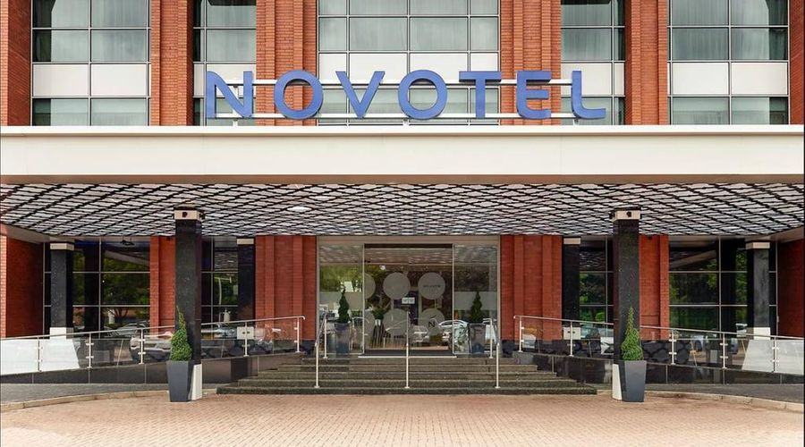 Novotel London Heathrow Airport T1 T2 and T3-41 of 42 photos